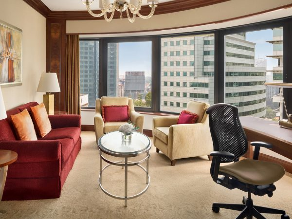 Shangri La Hotel Kuala Lumpur Executive Suite