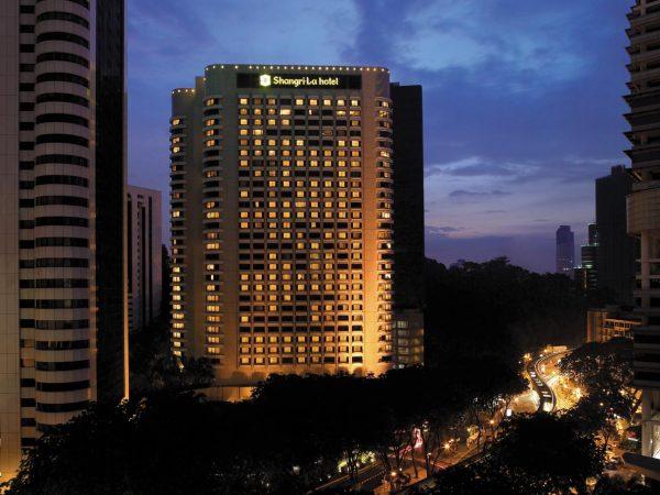 Shangri La Hotel Kuala Lumpur Exterior