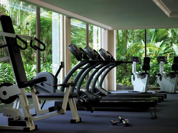 Shangri La Hotel Kuala Lumpur Gym