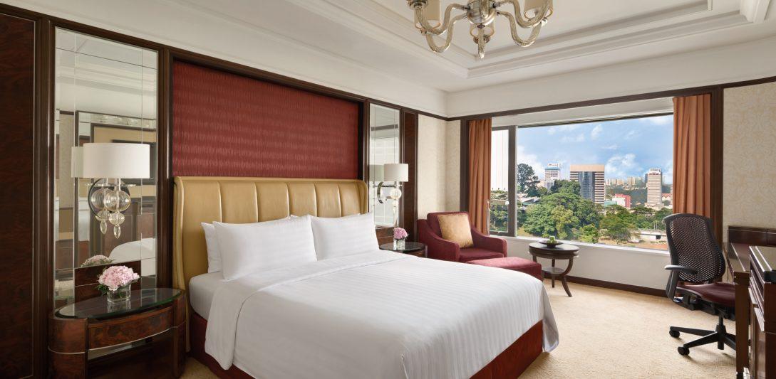 Shangri La Hotel Kuala Lumpur Horizon Club Executive Room