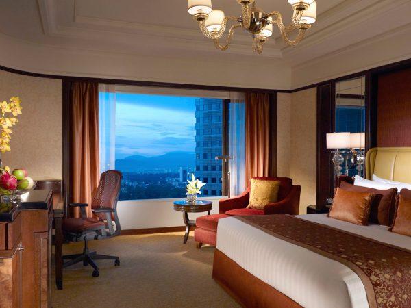 Shangri La Hotel Kuala Lumpur Horizon Club Premier Room