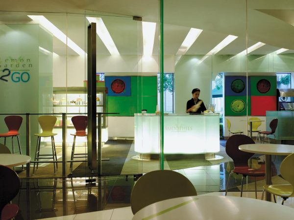 Shangri La Hotel Kuala Lumpur Lemon Garden 2GO