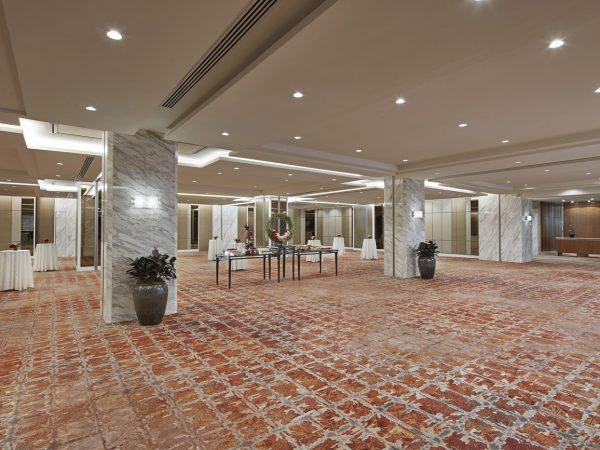 Shangri La Hotel Kuala Lumpur Lower Lobby