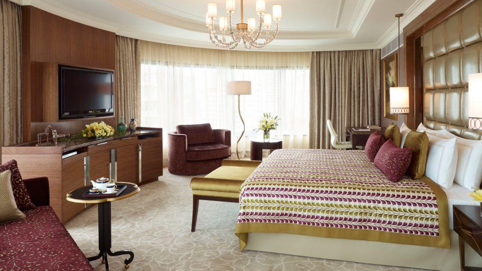 Shangri La Hotel Kuala Lumpur Malaysian Suite