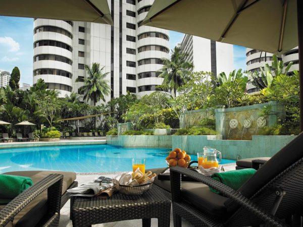 Shangri La Hotel Kuala Lumpur Pool
