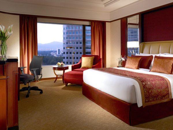 Shangri La Hotel Kuala Lumpur Premier Room