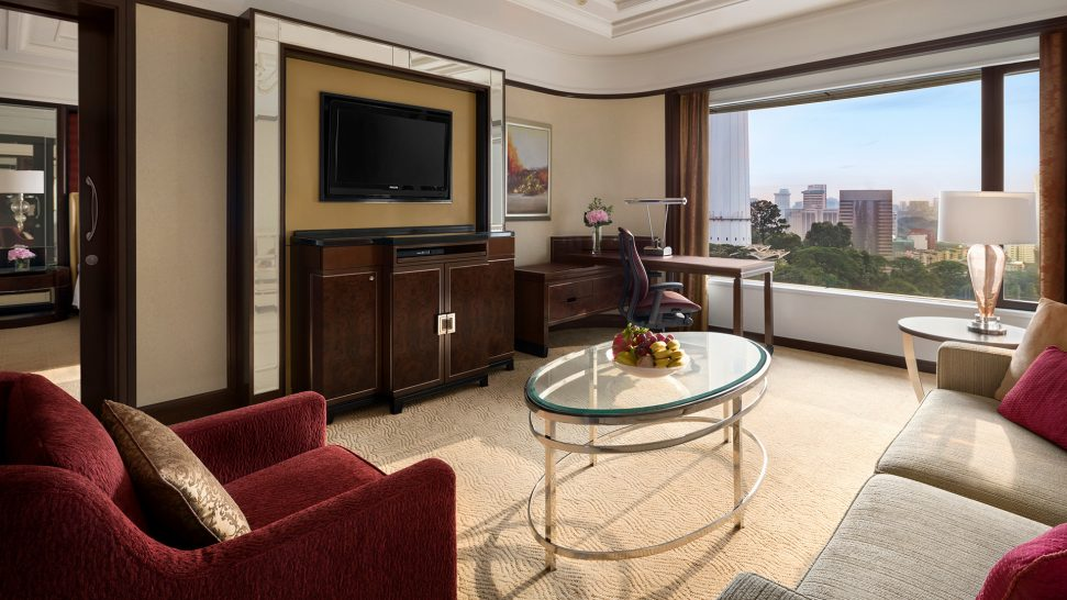 Shangri La Hotel Kuala Lumpur Premier Selection Suite