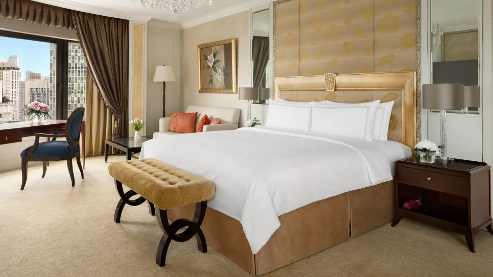 Shangri La Hotel Kuala Lumpur Royal Suite