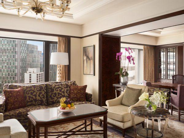 Shangri La Hotel Kuala Lumpur Specialty Suite
