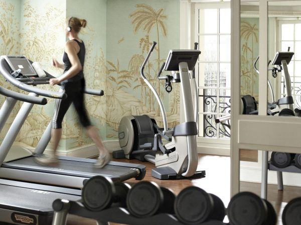 Shangri La Hotel Paris Fitness Centre