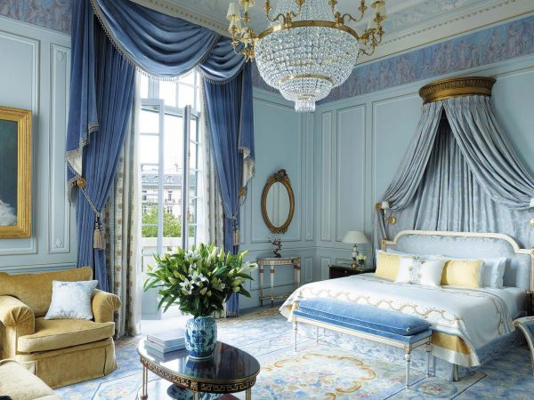 Shangri La Hotel Paris LAppartement Prince Bonaparte