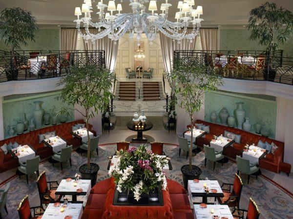 Shangri La Hotel Paris La Bauhinia