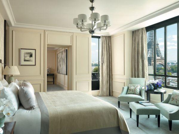 Shangri La Hotel Paris La Suite Chaillot