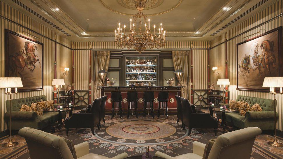 Shangri La Hotel Paris Le-Bar