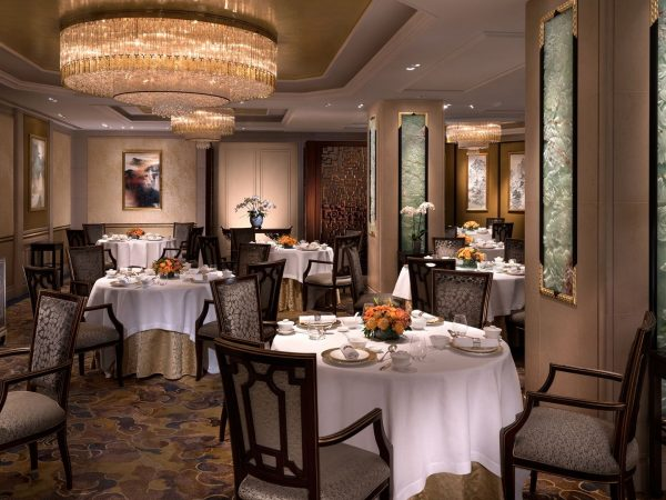 Shangri La Hotel Paris Shang Palace