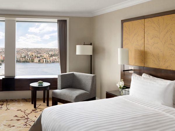 Shangri La Hotel Sydney Executive Sydney Harbour Room