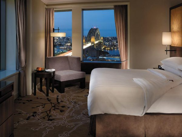 Shangri La Hotel Sydney Executive Sydney Harbour Suite
