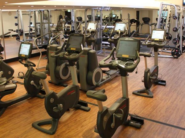 Shangri La Hotel Sydney Gym
