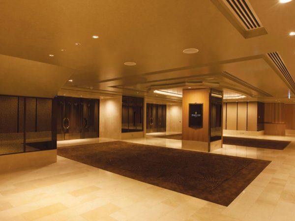 Shangri La Hotel Sydney Interior View