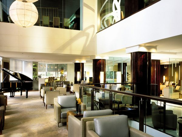 Shangri La Hotel Sydney Lobby Lounge