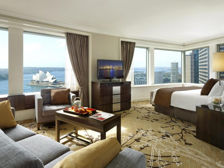 Shangri La Hotel Sydney Premier Grand Harbour King Room
