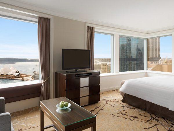 Shangri La Hotel Sydney Premier Sydney Harbour Room