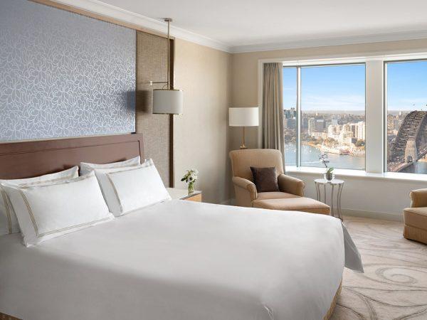 Shangri La Hotel Sydney Presidential Suite