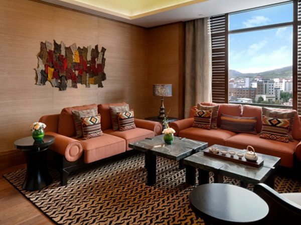 Shangri La Resort Shangri La Executive Suite