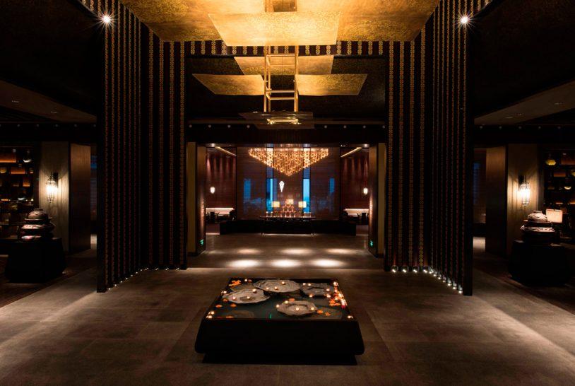 Shangri La Resort Shangri La Lodgers' Lounge