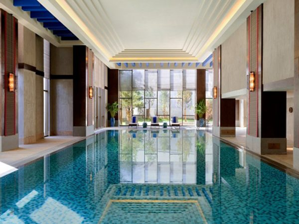 Shangri La Resort Shangri La Pool