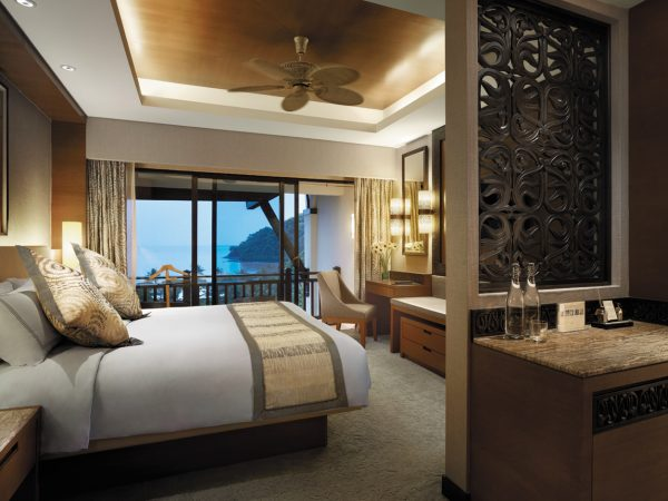 Shangri La Resort, Shangri La Specialty Suite