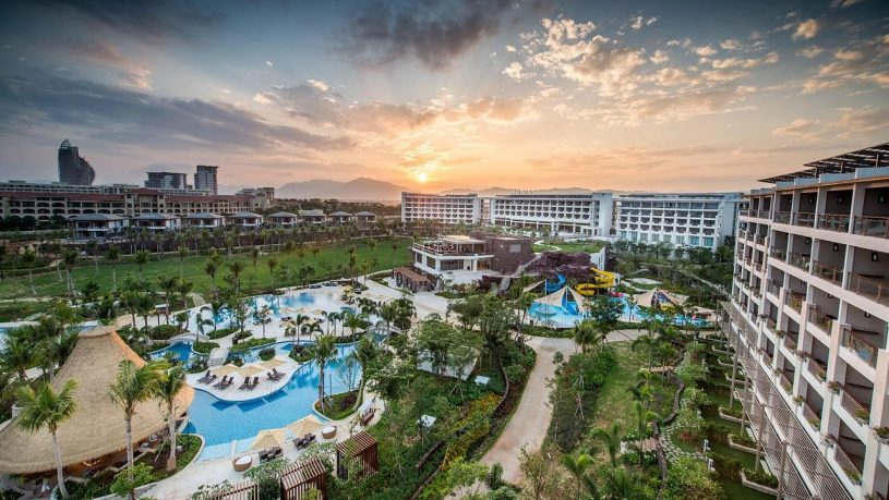 Shangri La Sanya resort and spa