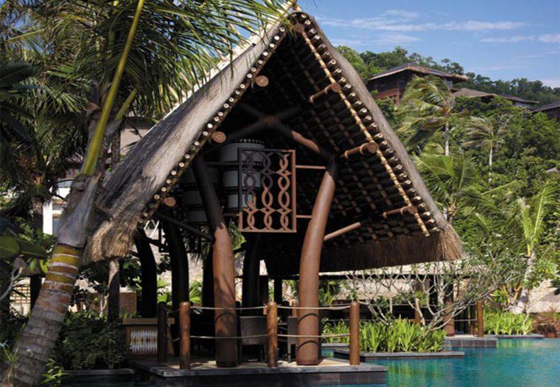 Shangri La's Boracay Resort And Spa Cielo Poolside Restaurant And Bar