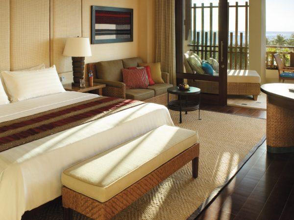 Shangri La's Boracay Resort And Spa Deluxe Seaview Room