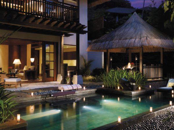 Shangri La's Boracay Resort And Spa Loft Garden Villa