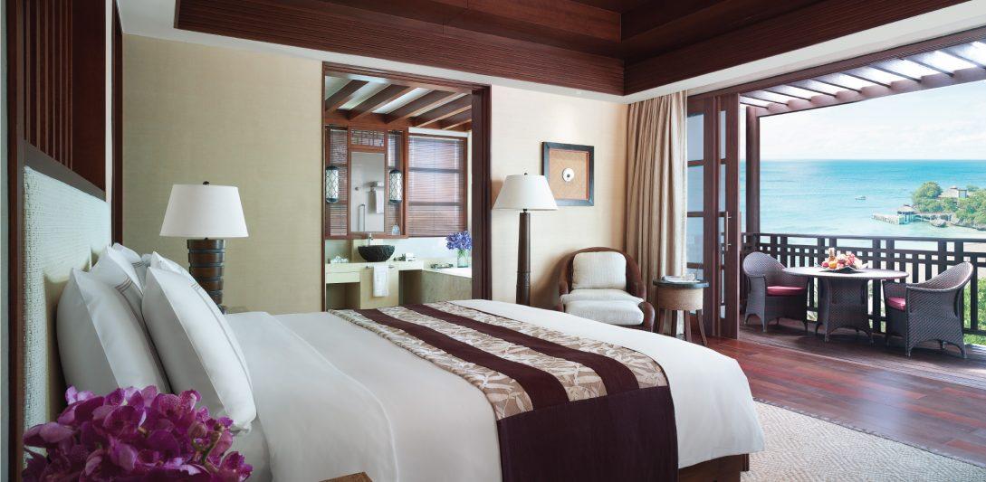 Shangri La's Boracay Resort And Spa Loft Villa