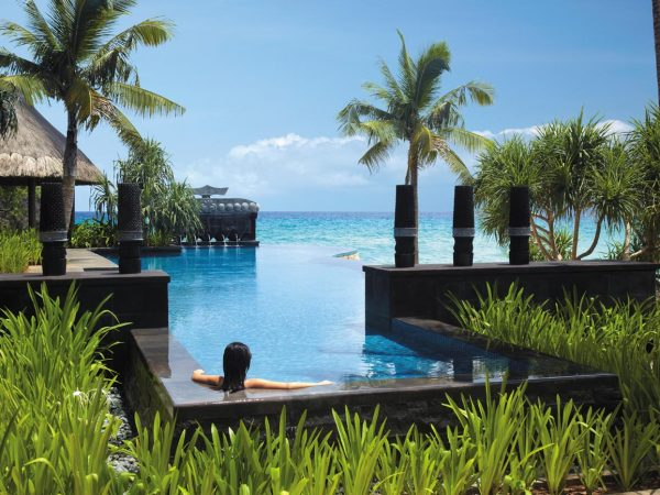 Shangri La's Boracay Resort And Spa Pool
