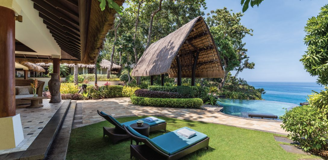 Shangri La's Boracay Resort And Spa Presidential Villa