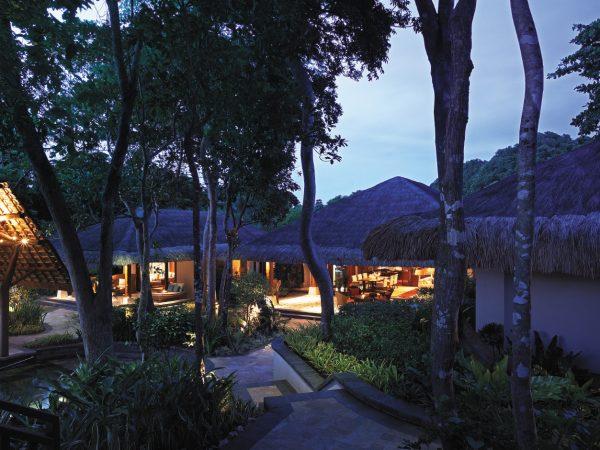 Shangri La's Boracay Resort And Spa Three Bedroom Pool Villa