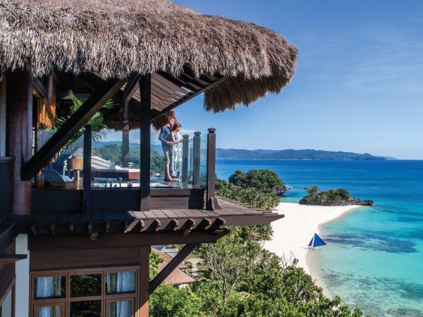 Shangri La's Boracay Resort And Spa Tree House Villa