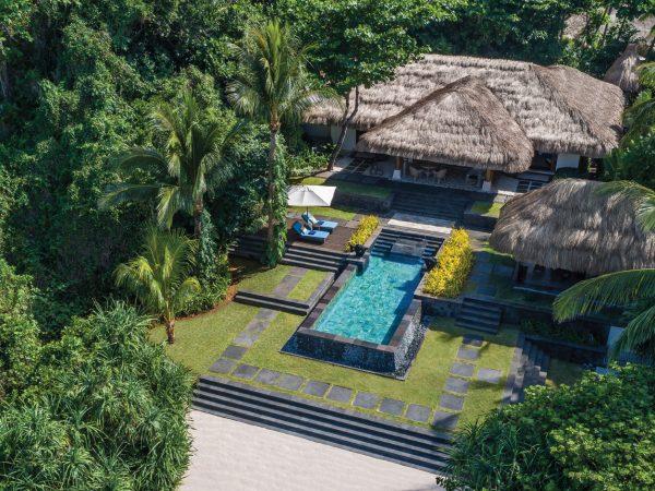 Shangri La's Boracay Resort And Spa Two Bedroom Beach VillaShangri La's Boracay Resort And Spa Two Bedroom Beach Villa