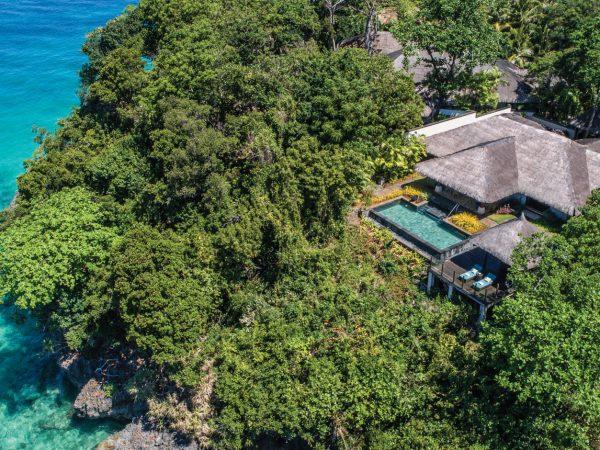 Shangri La's Boracay Resort And Spa Two Bedroom Ocean Villa