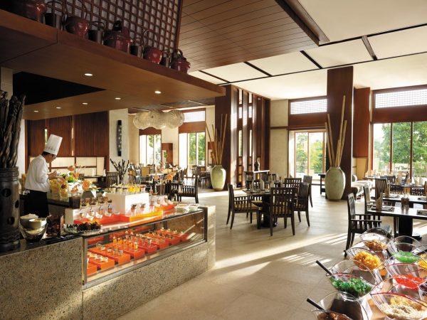 Shangri La's Boracay Resort And Spa Vintana Asian Cafe