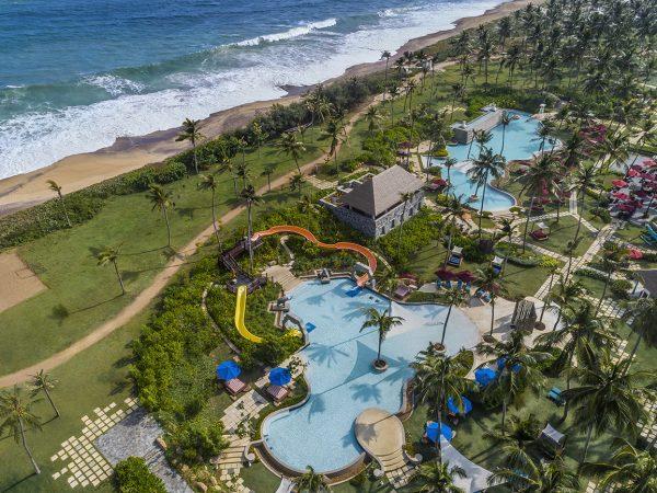 Shangri La's Hambantota Golf Resort and Spa Aerial View