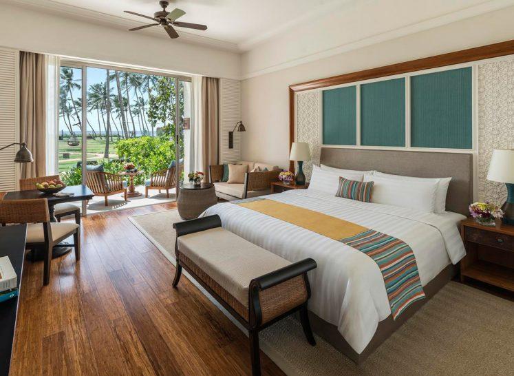 Shangri La's Hambantota Golf Resort and Spa Deluxe Garden Room