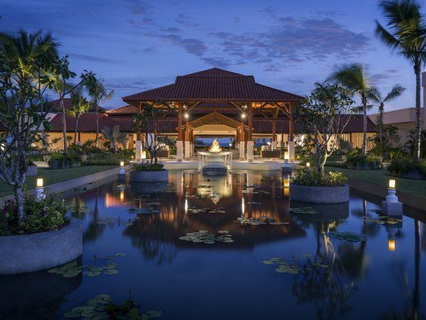 Shangri La's Hambantota Golf Resort and Spa Exterior