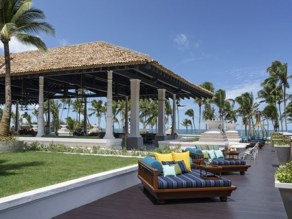 Shangri La's Hambantota Golf Resort and Spa Garden Deck