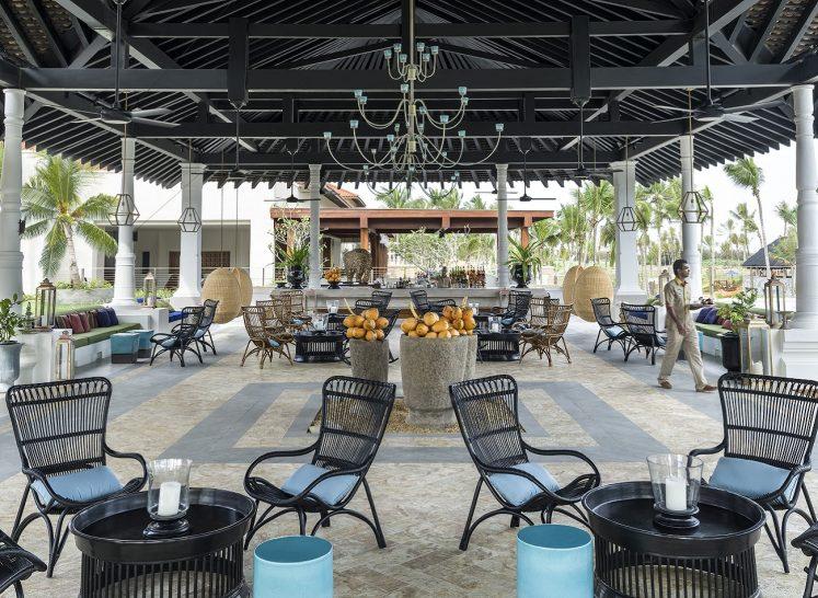 Shangri La's Hambantota Golf Resort and Spa Gimanhala Lounge