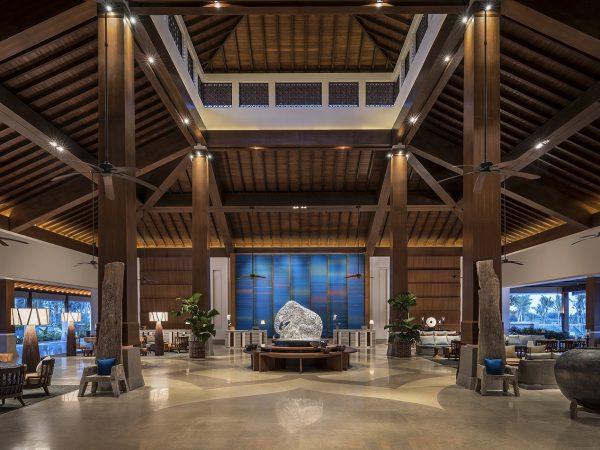Shangri La's Hambantota Golf Resort and Spa Interior View
