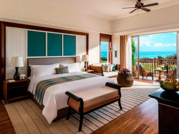 Shangri La's Hambantota Golf Resort and Spa Premier Ocean Room
